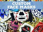 LUCHA LIBRE WRESTLING FACE MASK AAA CMLL WWE AEW