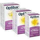 OptiBac For Women - Natural 2.3 Billion Friendly Bacteria Supplement