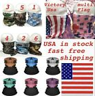 Face Mask Tube Bandanna Motorcycle Ski Balaclava Hood CS Sport Usa Skull Camo $7.79 USD on eBay