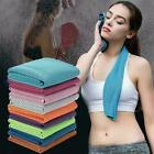 Yoga Sports Towel Quick Dry Travel Bath Swimming Ice Towels Cooling X3r1