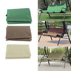 Swing Cover Chair Waterproof Cushion Patio Garden Outdoor Seat Replacement 3seat