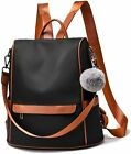 Women Backpack Purse Nylon Anti-theft Fashion Casual Lightweight Travel School S