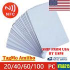 20-100pCS NTAG215 NFC Cards 504byte FOR TagMo Amiibo US STOCK -USPS Delivery