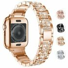 For iWatch Series 4321 Stainless Steel Wrist iWatch Band Strap 38/40/42/44mm image