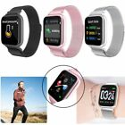 Smart Watch Bluetooth WristWatch Heart Rate Bracelet For Android Samsung Huawei