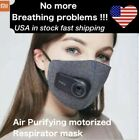 Kyпить Xiaomi PURELY Air Purifying Electric Respirator Face Mask Washable Reusable  на еВаy.соm