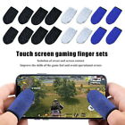 1/5pair Mobile Game Sleeve Smart Touch Screen Game Finger Gloves For Mobile Game