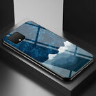 For Google Pixel 4 4XL 3A 3 XL Shockproof Tempered Glass Back Hard Case Cover