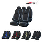Auto Seat Covers Front Rear Head Rests Universal Protector for Car Truck SUV Van $17.87 USD on eBay