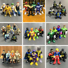 Lot Imaginext Power Ranger Dc Super Friends Blind Bag Fisher-price Figure Rare