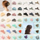 Kyпить Marble Acetate Acrylic Vintage Hair Clip Barrette Geometric Hairpins Hair Claws на еВаy.соm