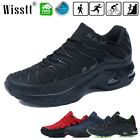 Mens Athletic Shoes Air Cushion Sneakers Sport Outdoor Running Large Size 6.5-12