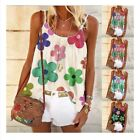 Summer printed fashion top for women image