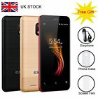 Cheap 5.0 Inch Android Smartphone Unlocked Mobile Phone Dual Sim Quad Core New