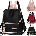 Girls Anti-theft Backpack Rucksack Handbags School Travel Fashion Shoulder Bags