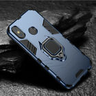 For Xiaomi Mi 10 Pro Note 10 9 Lite A2 A3 Ring Stand Shockproof Armor Case Cover