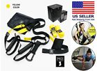 Kyпить Suspension Straps Trainer Hanging Belt Resistance Pull Rope Home Gym Workout Set на еВаy.соm