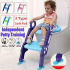Kyпить Kids Potty Training Seat with Step Stool Ladder Toddler Toilet Chair 3 Color US на еВаy.соm