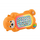 Fisher-Price Linkimals A to Z Otter - Interactive Educational Toy with Music and