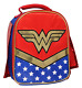 DC Wonder Woman Lunch Box Soft Kit Insulated Cooler Bag With Cape