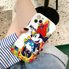 Disney Mickey Minnie Phone Case Cover For iPhone 11 Pro Max XR XS Max 7 8 Plus
