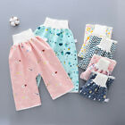 Comfy Children's Diaper Waterproof And Leakproof Elastic Waist Loose Shorts Pant