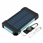 Waterproof 2000000mAh Solar Power Bank Universal Battery Charger for Cell Phone