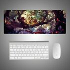 New Soft Extended Gaming Mouse Pad Large Size Desk Keyboard Mat for Home Office