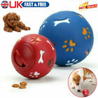 Pet Dog Ball Food Dispenser Puzzle Toy Tough-Treat  Interactive Puppy Play Toys