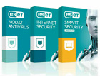 ESET Internet Security  2020 V13 - 1 to 3 years for 1 to 5 devices (License key)