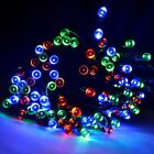 100-500 LED Solar Powered String Fairy Lights Outdoor Garden Wedding Party Xmas