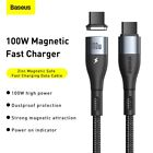 Baseus Zinc Magnetic Safe Fast Charging Data Cable Dual Type-C interface PD...