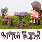 Accessories Mini Ornaments Miniature Table And Chairs Fairy Garden Landscape