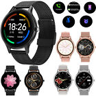 Bluetooth Smart Watch Sport Bracelet Heart Rate Monitor For Women Girls Android