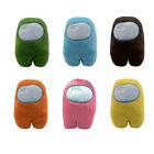 10CM Among Us Crewmate Plush Soft Stuffed Doll Toy 12 Colors For Sale