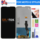 For Motorola Moto G8 G stylus Screen Replacement XT2043-4 LCD Digitizer Touch