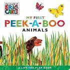 My First Peek-a-Boo Animals [The World of Eric Carle] , Carle, Eric