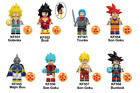 NEW MINIFIGURES lego MOC Dragon Ball Z Action Figures Gotenks Broli trunks son G