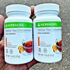 HERBALIFE TEA CONCENTRATE - ALL FLAVOR - 1.8OZ - FS