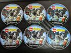 Assorted TESTED Playstation 2 (PS2) Games. Resurfaced & Tested Lot #2. You Pick!
