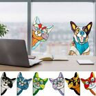 Funny Cat Decor - Christmas Gifts Home Wall Window Car Glass Cute Sticker #