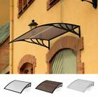 "40""x40"" Door Window Awning Sun Shade Canopy Outdoor UV Protection Door 3 Color"