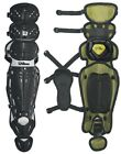 1 Pair Wilson WTA3700 Pro Stock Catchers Leg Guards Black Various Sizes