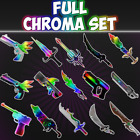 MM2 Roblox ALL CHROMAS - FAST AND (ACTUAL) CHEAPEST