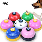 Dog Call Training Called Bell Footprint Ring Small Toy Funny Pet Puppy Dinner