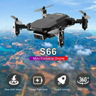 Drone 2020 RC Drones 1080P HD 4K Dual Camera WIFI FPV Foldable Quadcopter UK