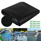 3M*2M Strong Fish Pond Liners Garden Pool Membrane Landscaping Reinforced HDPE