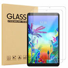 2 PCS For LG G Pad 5 10.1 Screen Protector Tempered Glass HD Clear 9H