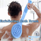 Soft Skin Cleaning Shower Tool Bath Brush Back Scrubber With Long Handle