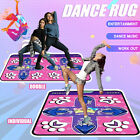 Single Double Dancing Mat Non-slip Dancers Mat Cushion Feeling Game Game Blanket